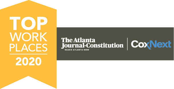 AJC Top Workplaces Badge