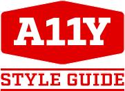 A11y StyleGuide
