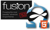 Contrib theme logos