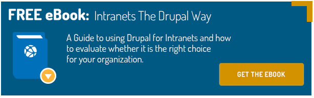 intranet on drupal
