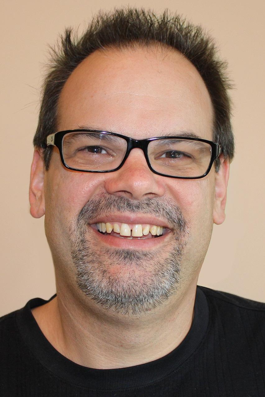 Mark Shropshire headshot