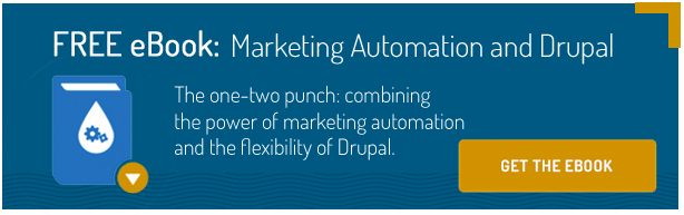 Marketing Automation and Drupal