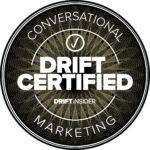 Drift Conversational Marketing Certified
