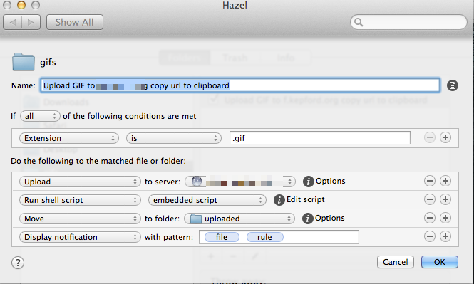 upload gif to web