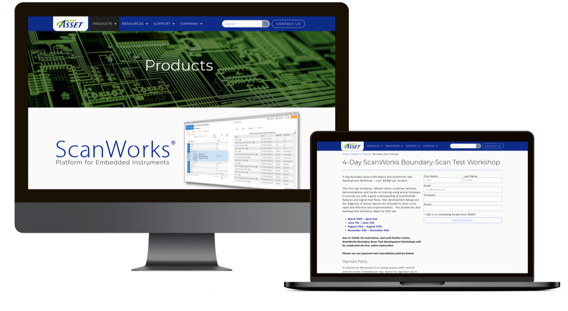 AIT Scanworks product page