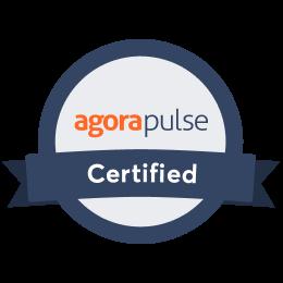 Agorapulse Certified