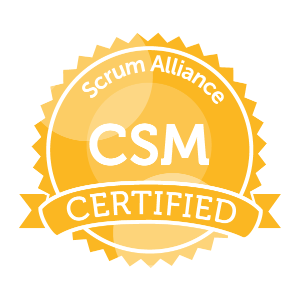 Certified Scrum Manager (CSM)