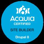 Acquia Certified Drupal 8 Site Builder