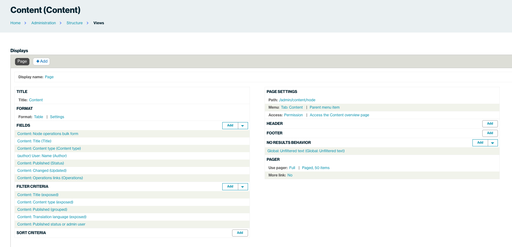 Drupal Views - Highly customizable lists for editors