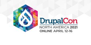 DrupalCon 2021 Logo