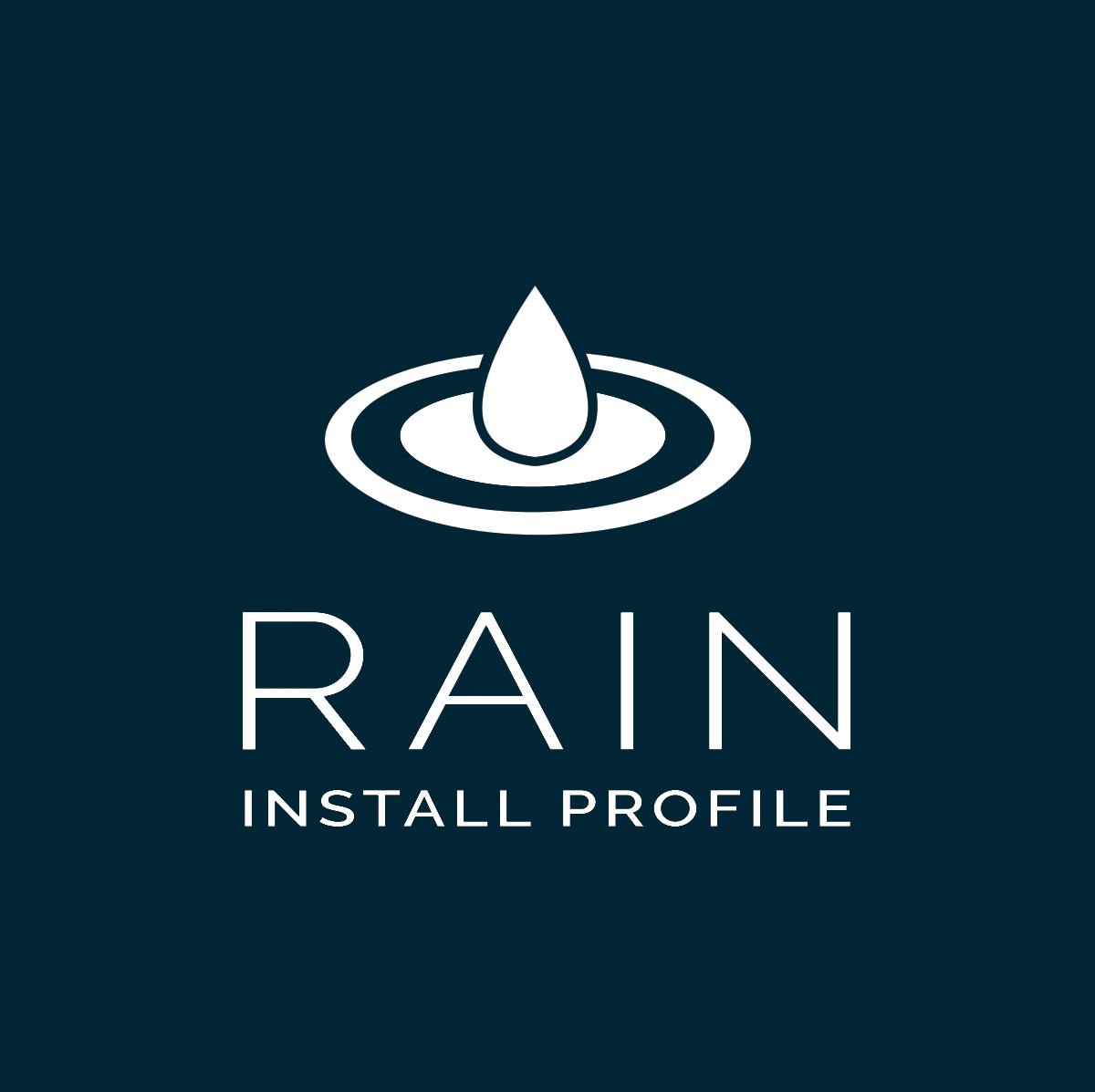 Rain logo updated
