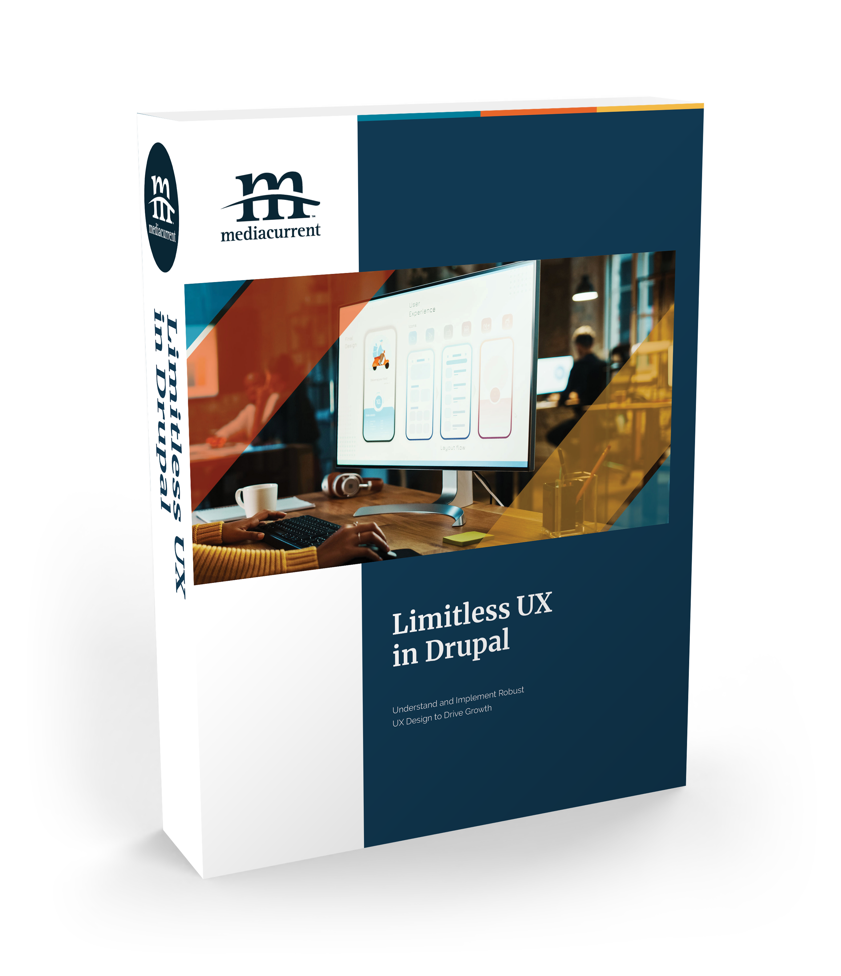 limitless ux in drupal ebook cover