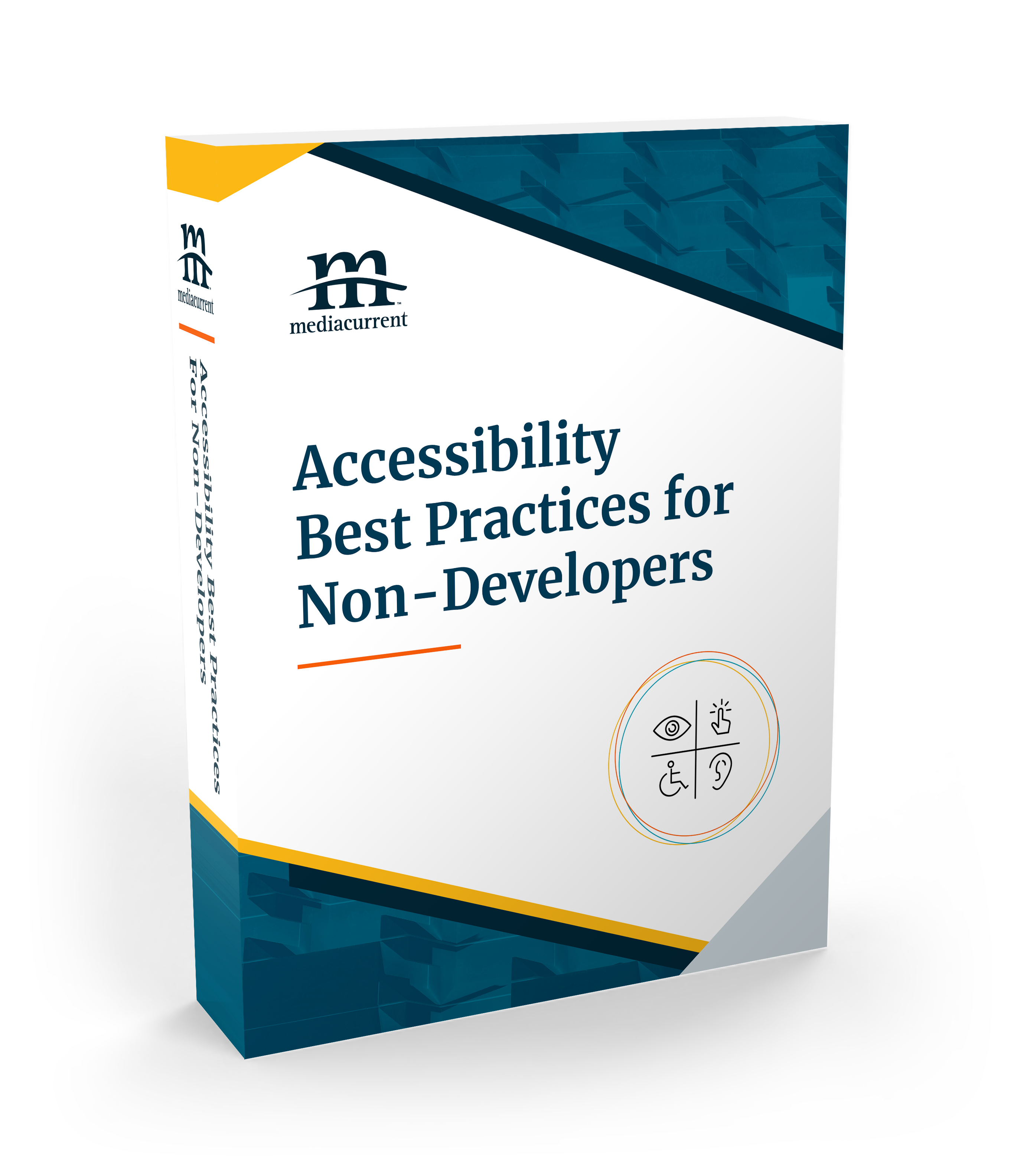 accessibility guide for non-developers ebook cover
