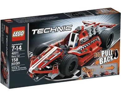 Lego Technic race car is complex like Drupal