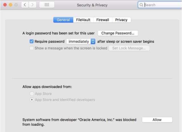 VirtualBox upgrade blocked by High Sierria