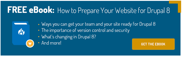 How to Prepare Your Website for D8