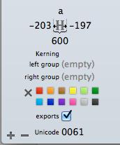 Unicode example
