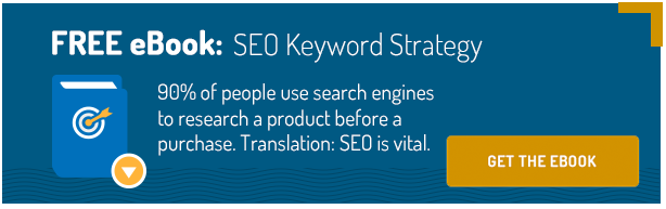 SEO Keyword Strategy eBook