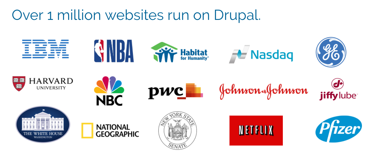Global Brands on Drupal